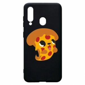 Phone case for Samsung A60 Pizza Puppy