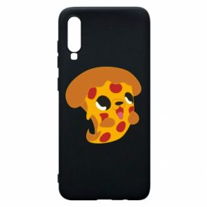 Phone case for Samsung A70 Pizza Puppy