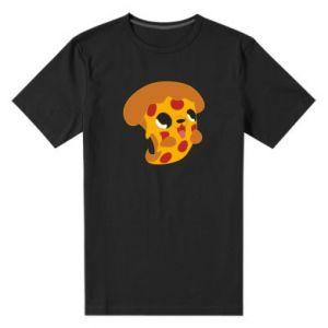 Męska premium koszulka Pizza Puppy