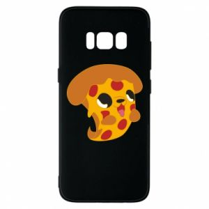 Phone case for Samsung S8 Pizza Puppy