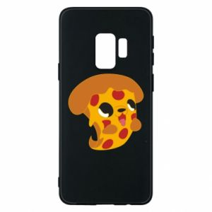 Phone case for Samsung S9 Pizza Puppy