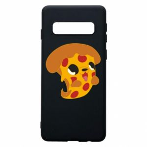 Phone case for Samsung S10 Pizza Puppy