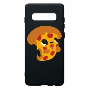 Phone case for Samsung S10+ Pizza Puppy