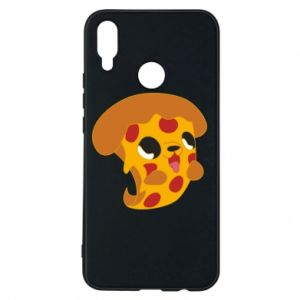 Phone case for Huawei P Smart Plus Pizza Puppy