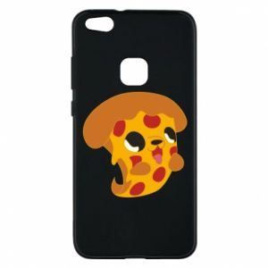Phone case for Huawei P10 Lite Pizza Puppy