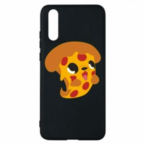 Phone case for Huawei P20 Pizza Puppy - PrintSalon