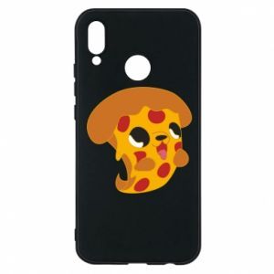 Phone case for Huawei P20 Lite Pizza Puppy