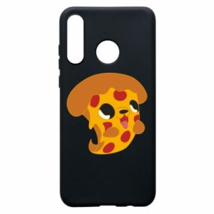 Phone case for Huawei P30 Lite Pizza Puppy