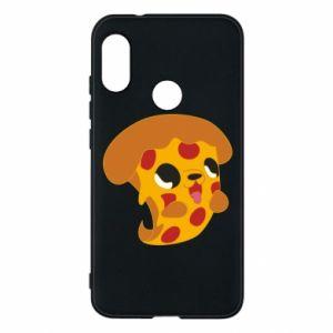 Etui na Mi A2 Lite Pizza Puppy