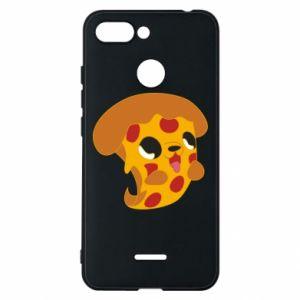 Etui na Xiaomi Redmi 6 Pizza Puppy