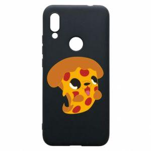 Etui na Xiaomi Redmi 7 Pizza Puppy