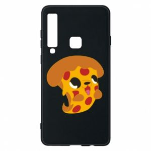 Phone case for Samsung A9 2018 Pizza Puppy