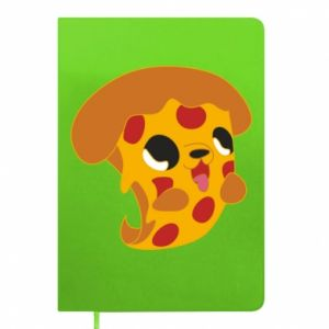 Notepad Pizza Puppy