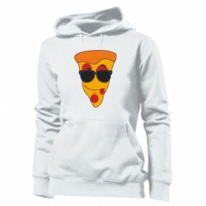 Damska bluza Pizza with glasses