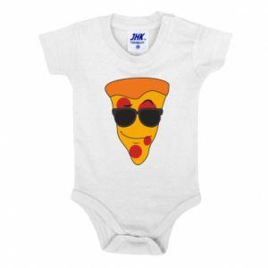Body dla dzieci Pizza with glasses