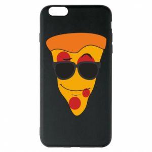 Etui na iPhone 6 Plus/6S Plus Pizza with glasses
