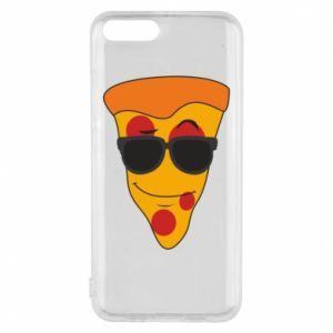 Etui na Xiaomi Mi6 Pizza with glasses