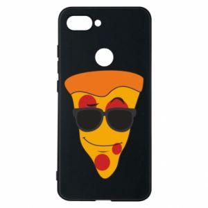 Etui na Xiaomi Mi8 Lite Pizza with glasses
