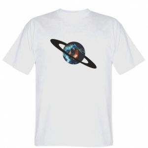 T-shirt Planet in space