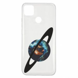 Xiaomi Redmi 9c Case Planet in space