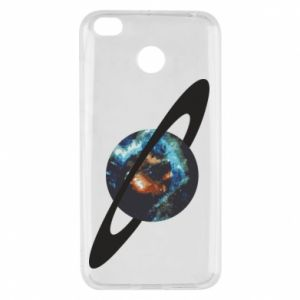 Xiaomi Redmi 4X Case Planet in space