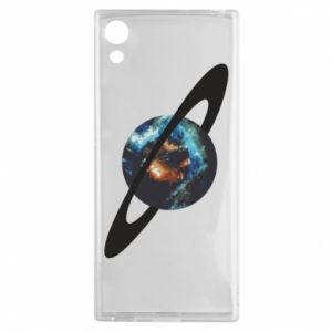 Sony Xperia XA1 Case Planet in space