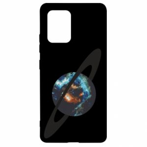 Samsung S10 Lite Case Planet in space