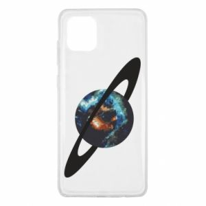 Samsung Note 10 Lite Case Planet in space