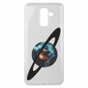 Samsung J8 2018 Case Planet in space