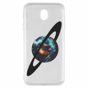 Samsung J7 2017 Case Planet in space