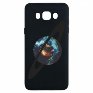 Samsung J7 2016 Case Planet in space