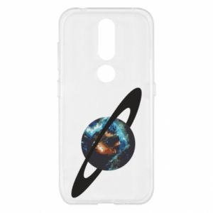 Nokia 4.2 Case Planet in space