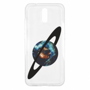 Nokia 2.3 Case Planet in space