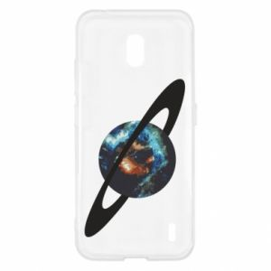 Nokia 2.2 Case Planet in space