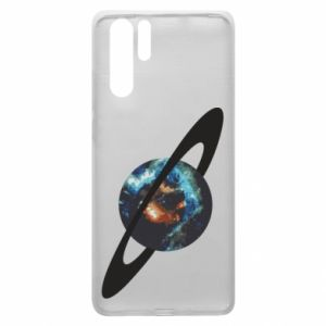 Huawei P30 Pro Case Planet in space