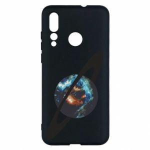 Huawei Nova 4 Case Planet in space