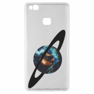 Huawei P9 Lite Case Planet in space