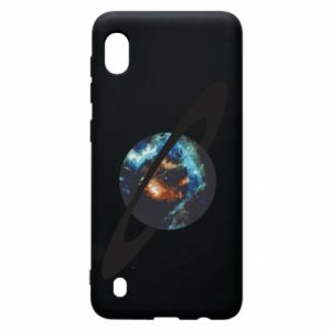 Samsung A10 Case Planet in space