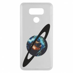 LG G6 Case Planet in space