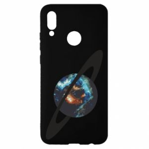 Huawei P Smart 2019 Case Planet in space