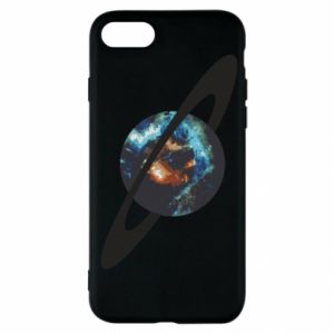 iPhone SE 2020 Case Planet in space