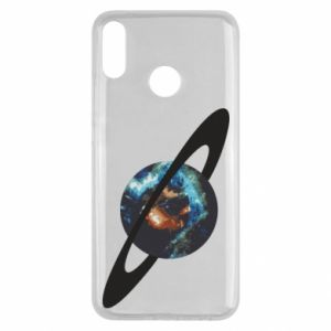 Huawei Y9 2019 Case Planet in space
