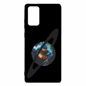 Etui na Samsung Note 20 Planeta w kosmosie