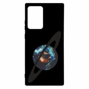 Etui na Samsung Note 20 Ultra Planeta w kosmosie