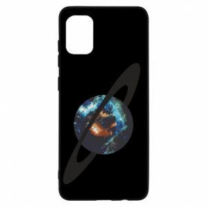 Etui na Samsung A31 Planeta w kosmosie