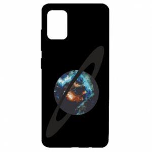 Etui na Samsung A51 Planeta w kosmosie