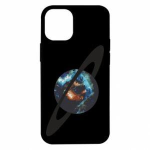 Etui na iPhone 12 Mini Planeta w kosmosie