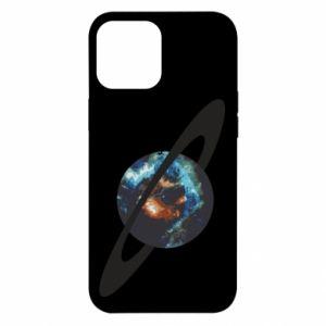 Etui na iPhone 12 Pro Max Planeta w kosmosie