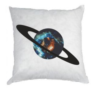 Pillow Planet in space