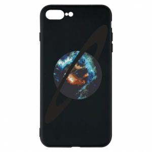 iPhone 7 Plus case Planet in space